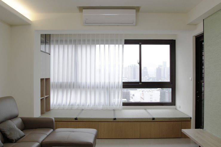 溫暖暖男系列-愛妻宣言 長城工程設 書房/辦公室椅子 塑木複合材料 Brown