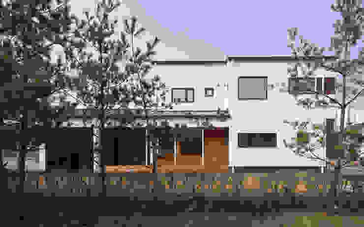 담온가: 소하  건축사사무소    SoHAA의  주택