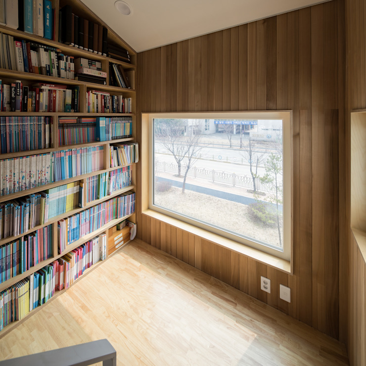 담온가: 소하  건축사사무소    SoHAA의  서재 & 사무실