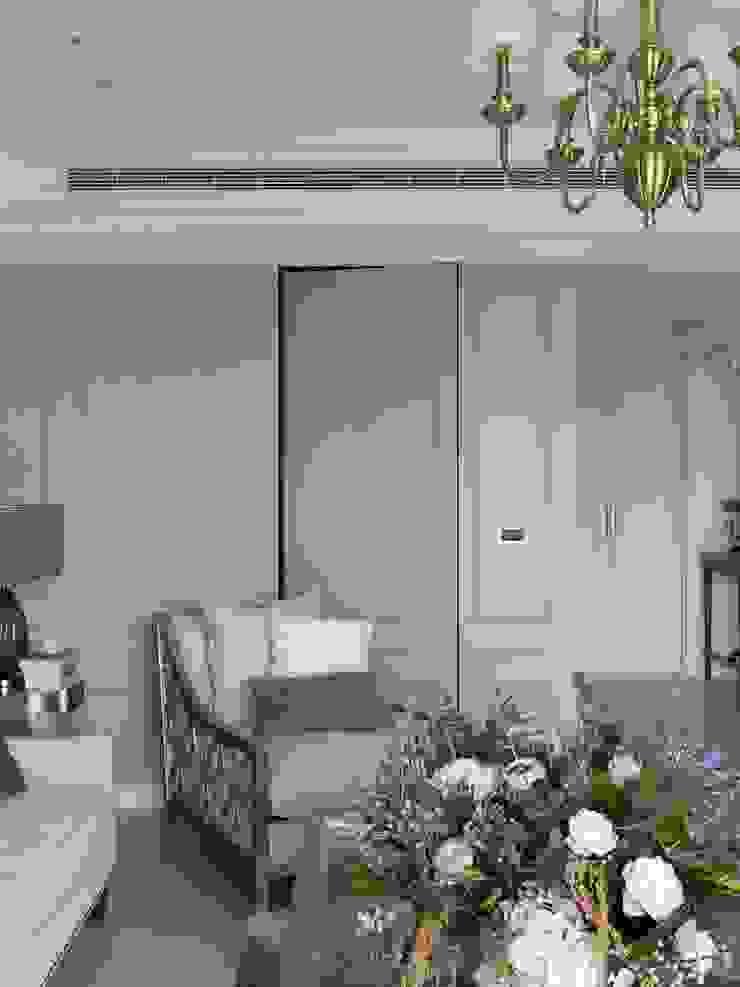 理絲室內設計有限公司 Ris Interior Design Co., Ltd. Living roomStorage