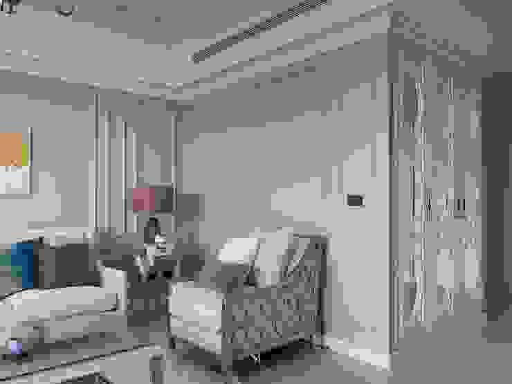 布吉瓦爾花園|The Garden at Bougival 根據 理絲室內設計有限公司 Ris Interior Design Co., Ltd. 古典風