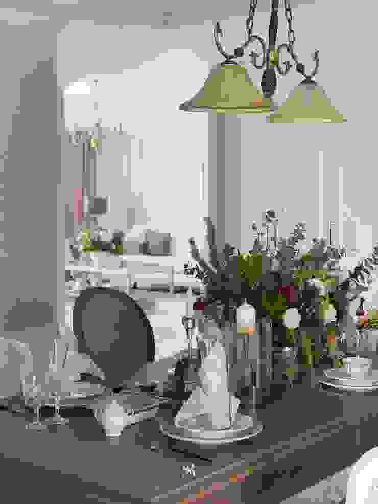 布吉瓦爾花園|The Garden at Bougival 理絲室內設計有限公司 Ris Interior Design Co., Ltd. 餐廳