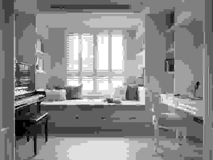 理絲室內設計有限公司 Ris Interior Design Co., Ltd. Study/office