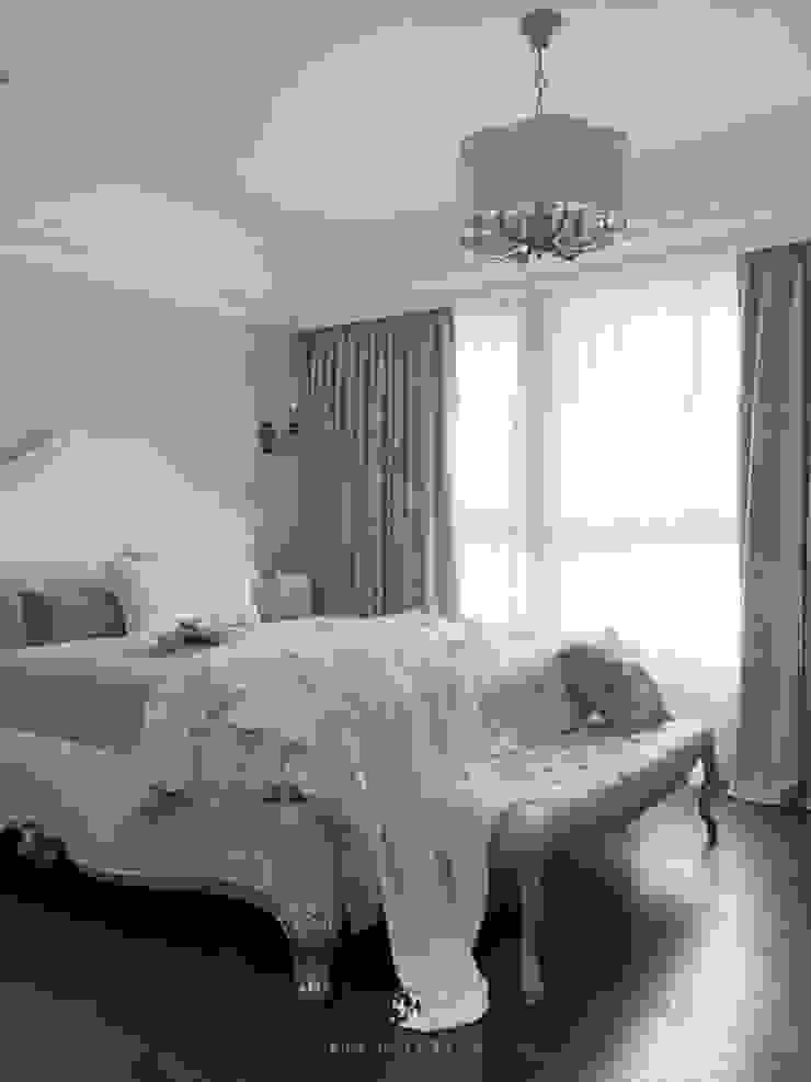 理絲室內設計有限公司 Ris Interior Design Co., Ltd. Small bedroom