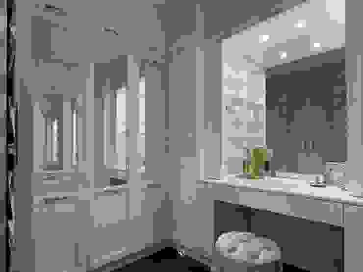 理絲室內設計有限公司 Ris Interior Design Co., Ltd. Dressing roomWardrobes & drawers