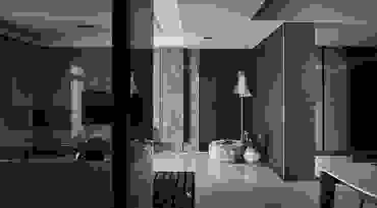 霏霧.烟波|Fog Floated 现代客厅設計點子、靈感 & 圖片 根據 理絲室內設計有限公司 Ris Interior Design Co., Ltd. 現代風