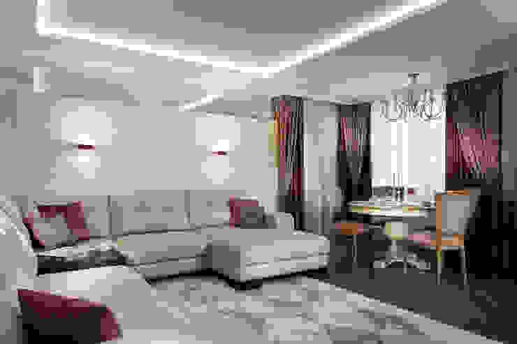 by GLAZOV design group концептуальная студия дизайна интерьеров Eclectic