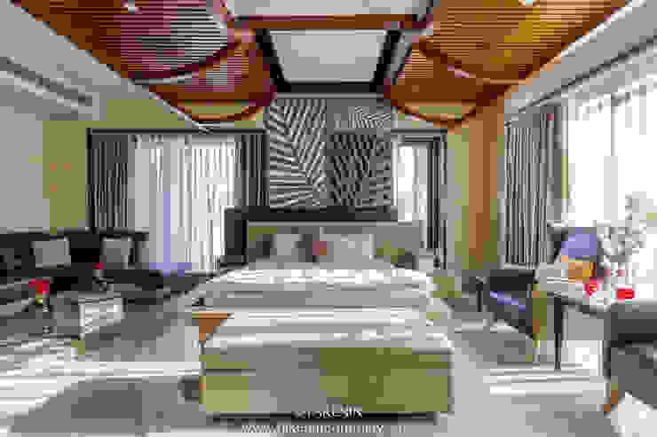 TakenIn Camera da letto moderna