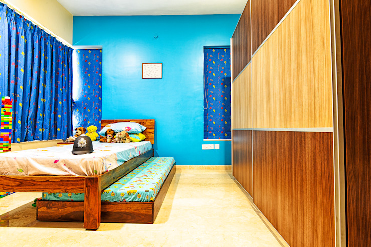 HomeLane.com Camera da letto piccola