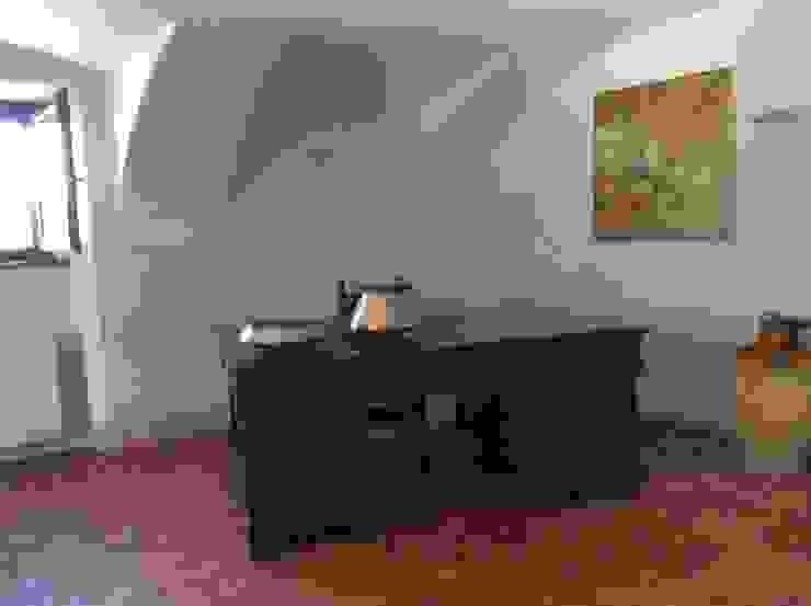 STUDIO ARCHITETTURA SPINONI ROBERTO Rustic style study/office