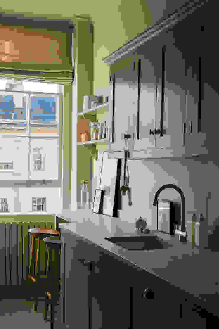 A Georgian Apartment in Bath by deVOL Kitchens Minimalist