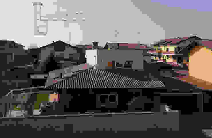 حديث  تنفيذ Alessandro Jurcovich Architetto , حداثي