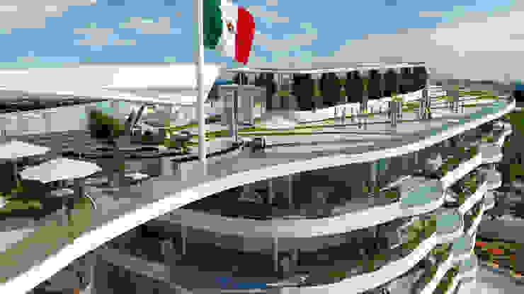 Hotel Cancun de Arq. Esteban Correa