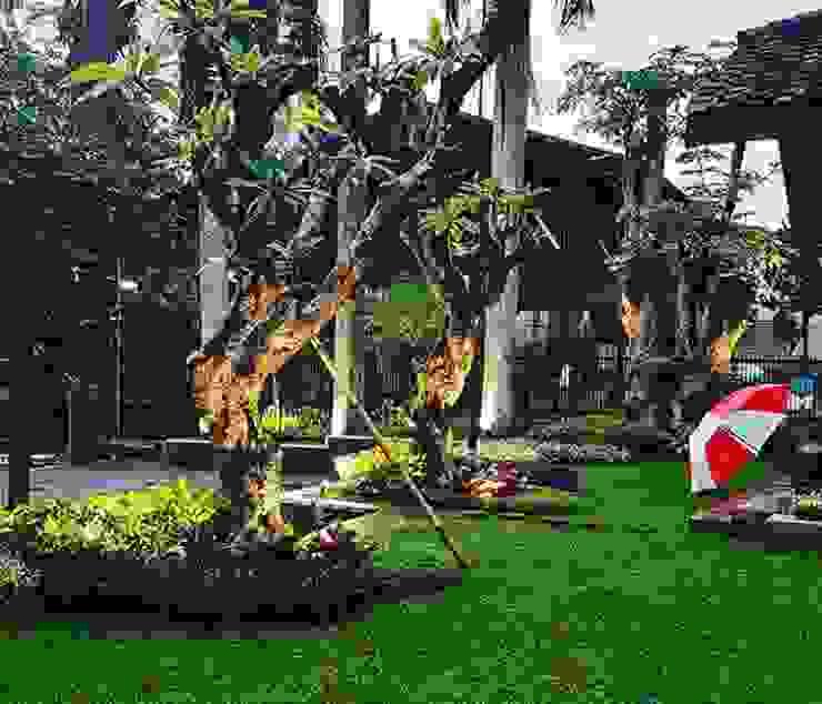 par Tukang Taman Surabaya - Tianggadha-art Tropical Pierre