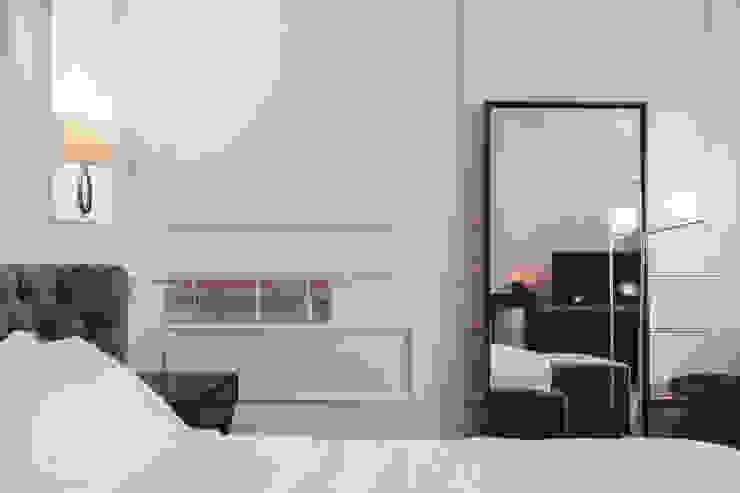 클래식스타일 침실 by studio lenzi e associati 클래식