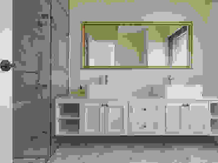 歸真返璞 舍子美學設計有限公司 浴室