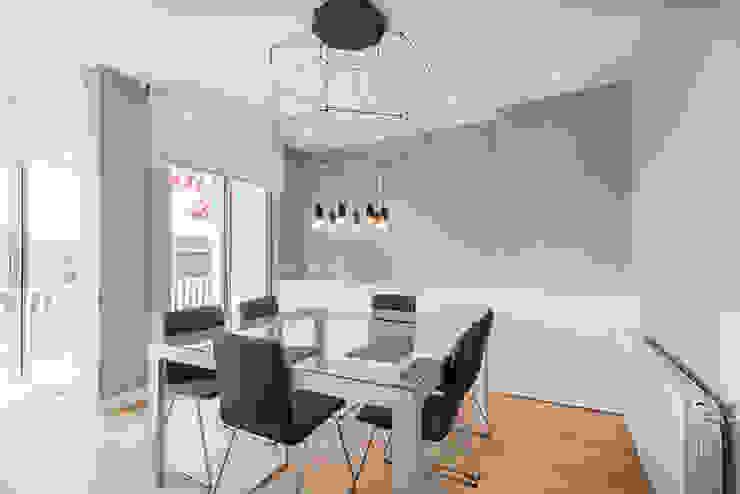 LF24 Arquitectura Interiorismo ห้องทานข้าวไฟห้องทานข้าว