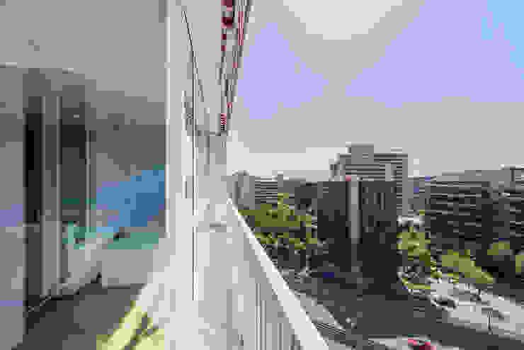 LF24 Arquitectura Interiorismo หน้าต่าง