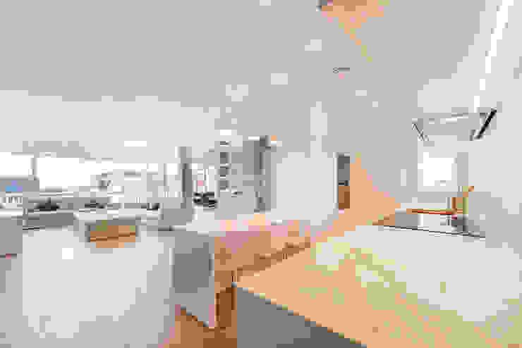 LF24 Arquitectura Interiorismo ห้องครัว
