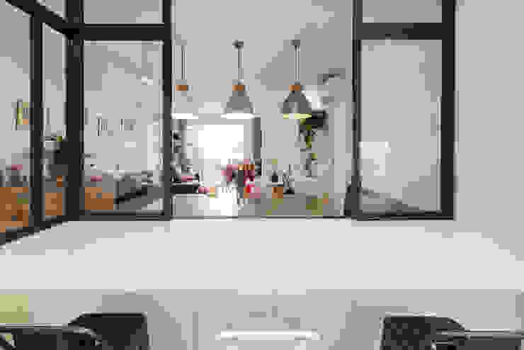 LF24 Arquitectura Interiorismo Nowoczesna kuchnia