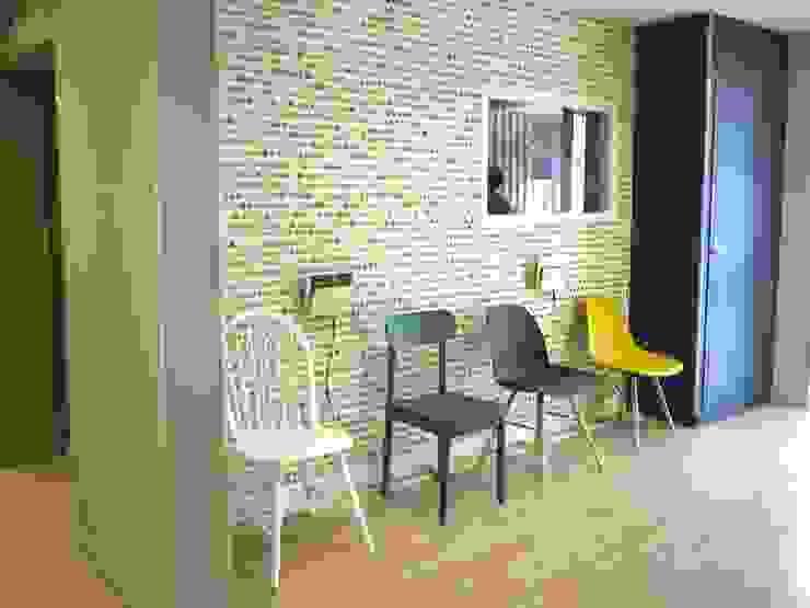 MIINT - design d'espace & décoration Clinics Multicolored