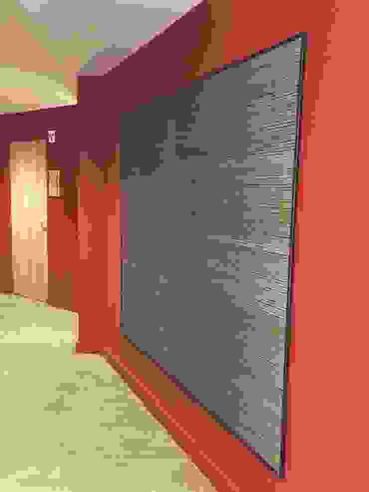 Cabinet Dentaire CÈDRE BLEU Cliniques modernes par MIINT - design d'espace & décoration Moderne