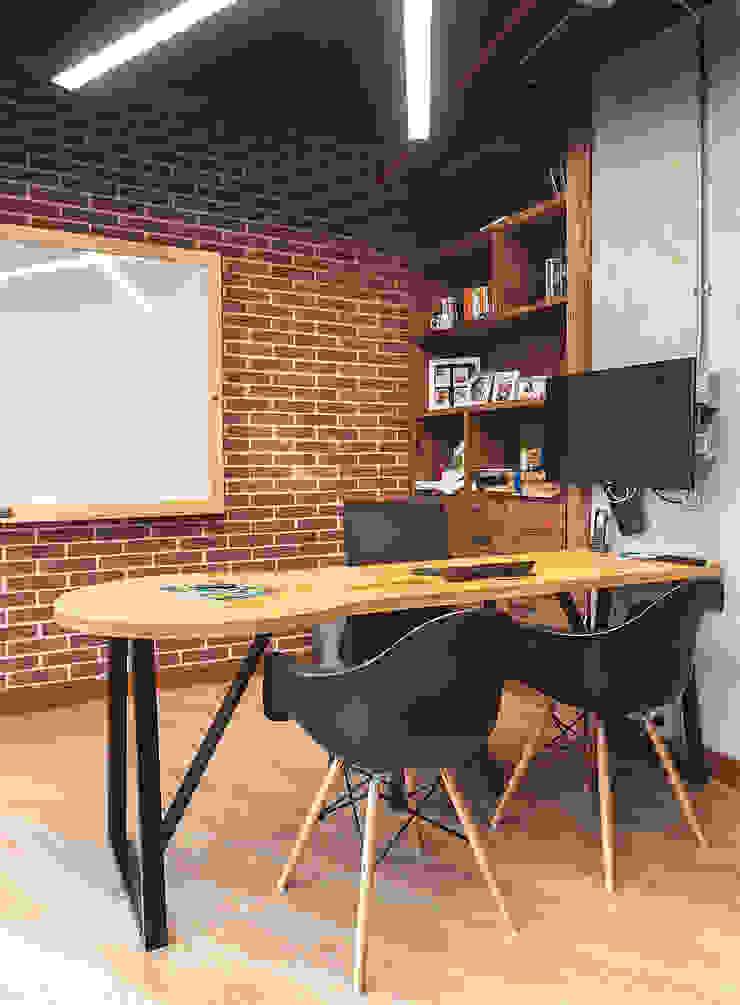 Mesa de oficina de Mocca Mobiliario