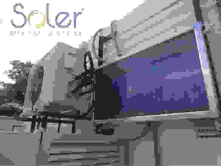 AIRES ACONDICIONADOS de SOLER Alternative Energy Moderno