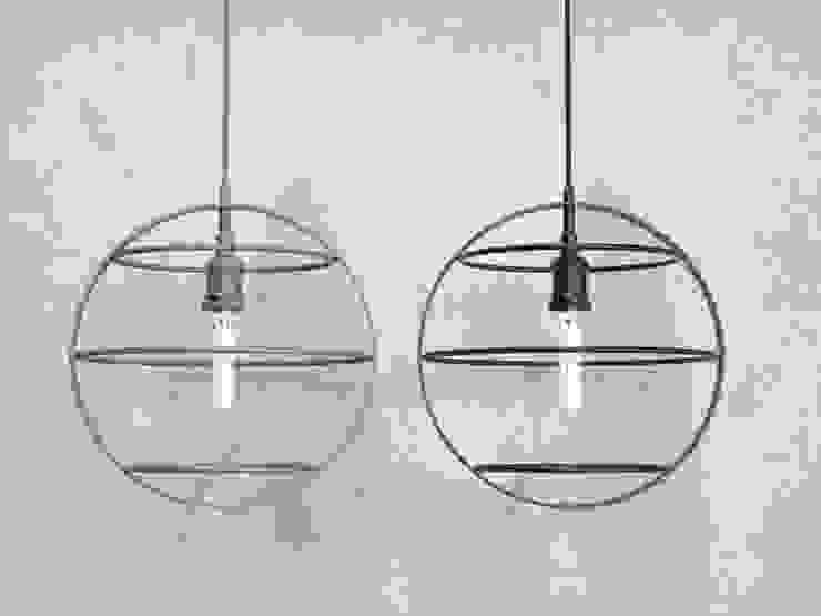 Lámpara Colgante Tara de Cubeconcept.studio Moderno