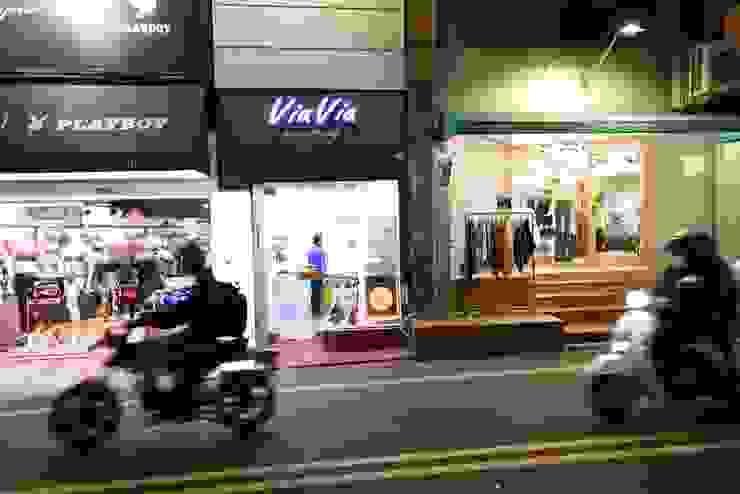 台南中西區質感精品店 根據 寶佳室內裝修工務所 簡約風 木頭 Wood effect