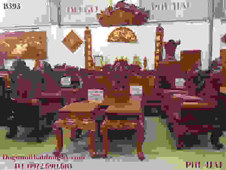 Bộ Bàn Ghế Gỗ Cẩm Lai : hiện đại  by Do Go My Nghe Phu Hai, Hiện đại MDF