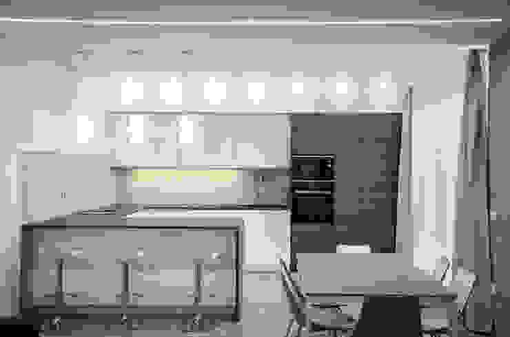 Modern kitchen by Studio ARCH+D Modern