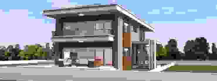 Modern Houses by ANTE MİMARLIK Modern