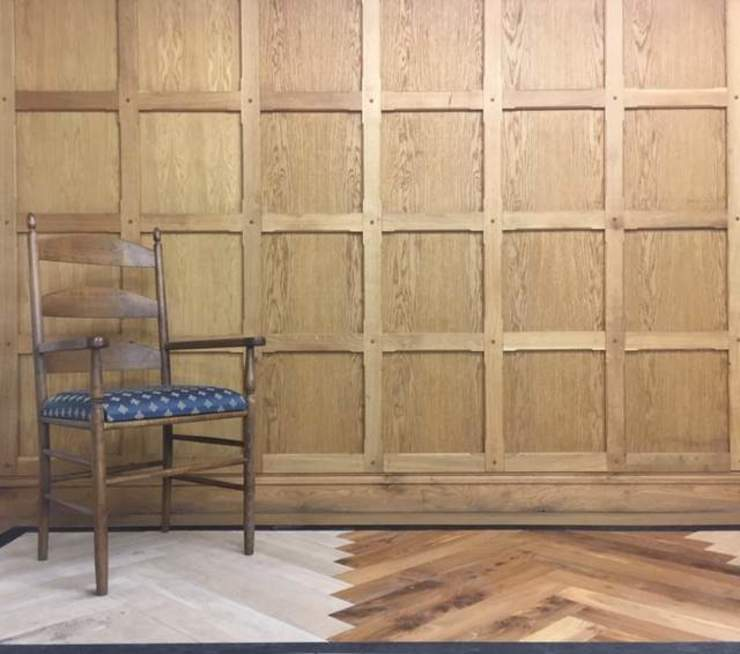 Bespoke Parquet Flooring Manufacturer by Wood Flooring Engineered Ltd - British Bespoke Manufacturer Modern Engineered Wood Transparent