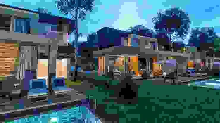 Rumah Modern Oleh ANTE MİMARLIK Modern