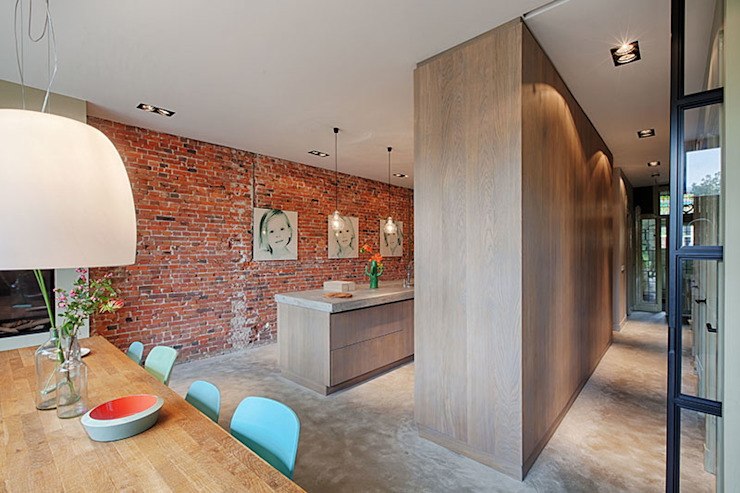StrandNL architectuur en interieur Cocinas integrales