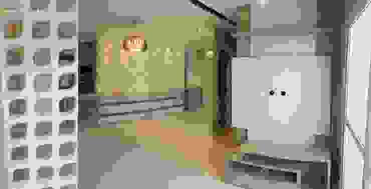 Klasyczny salon od Rissetti Arquitetura Klasyczny