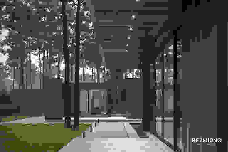 by Bezmirno Modern Wood Wood effect