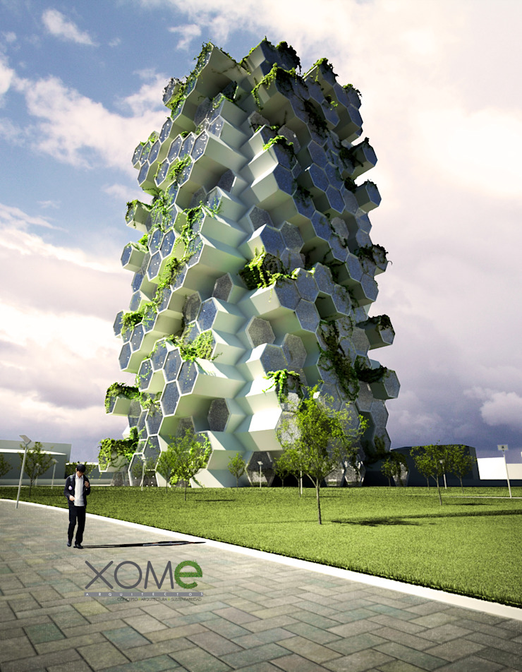 by Xome Arquitectos
