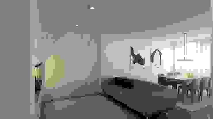 Modern Oturma Odası QOTDA Design Modern