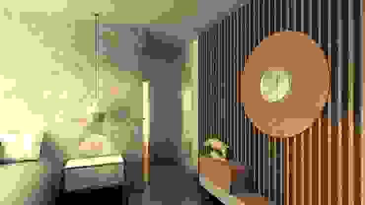 Modern Yatak Odası QOTDA Design Modern
