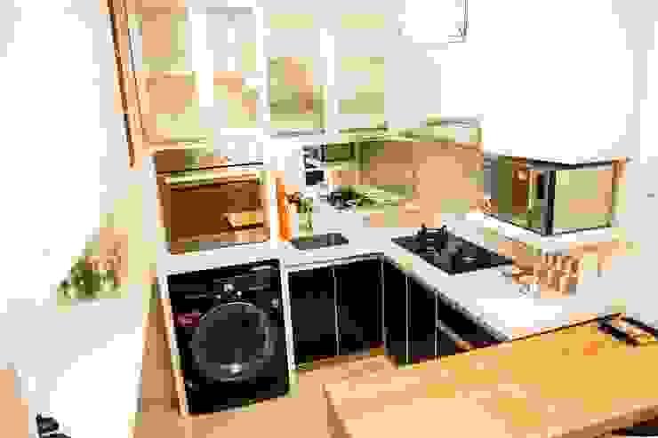 Kitchen Area Oleh Total Renov Studio Minimalis