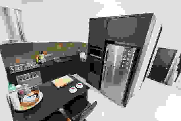 Kitchen Area Total Renov Studio Dapur Minimalis