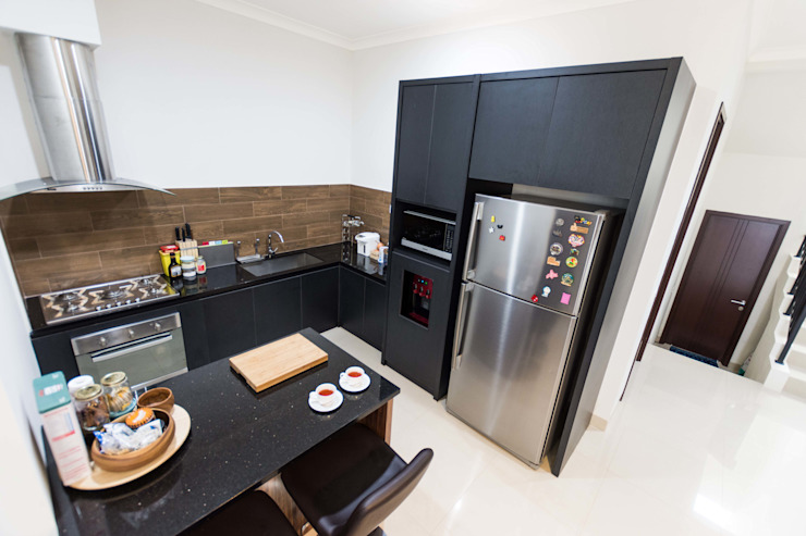 Kitchen Area Dapur Minimalis Oleh Total Renov Studio Minimalis