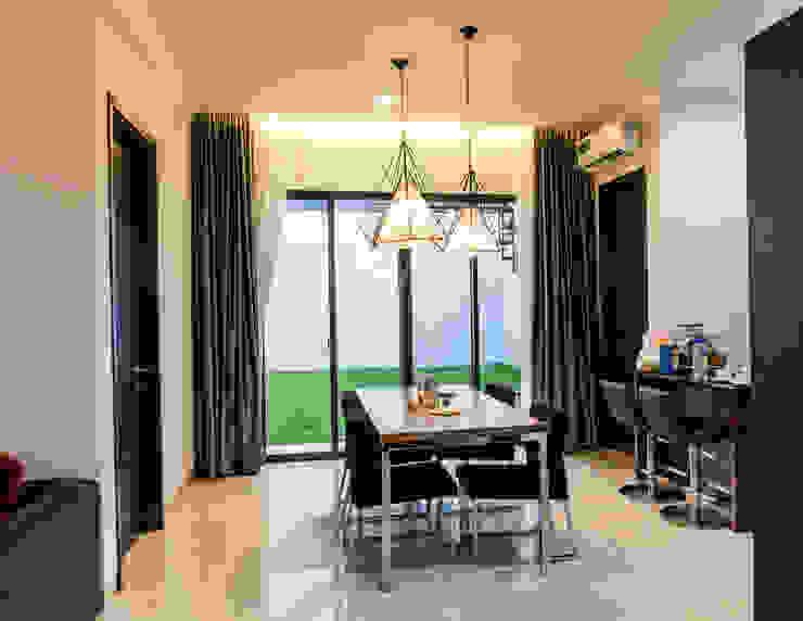 Dinning Area Ruang Makan Minimalis Oleh Total Renov Studio Minimalis