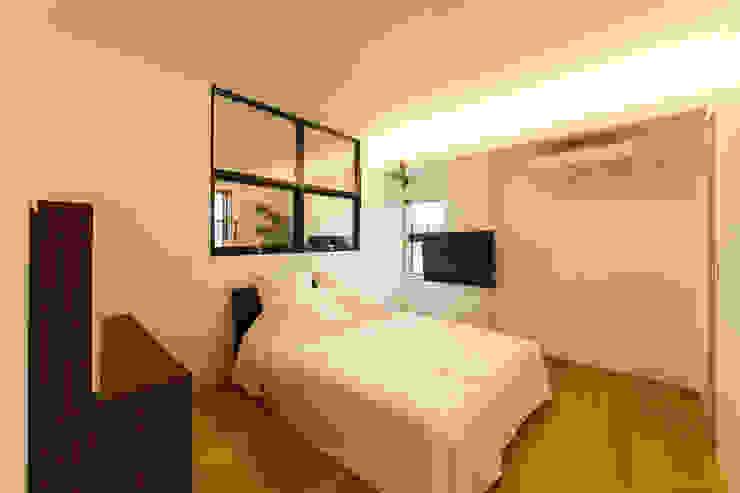 一級建築士事務所haus Dormitorios de estilo escandinavo
