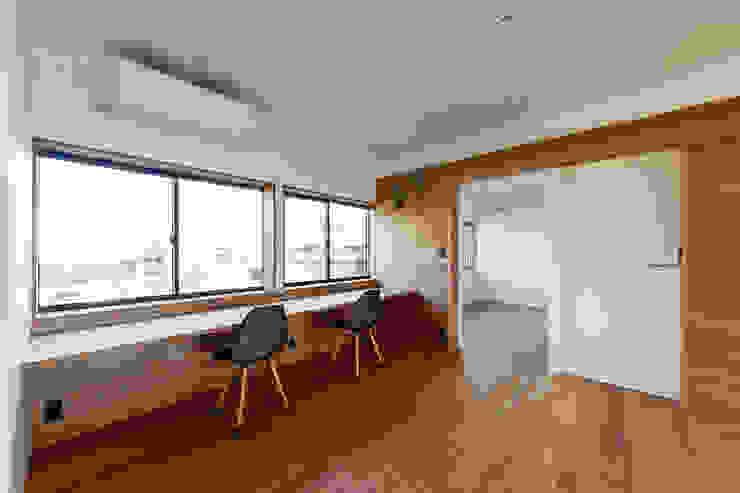 一級建築士事務所haus Habitaciones juveniles