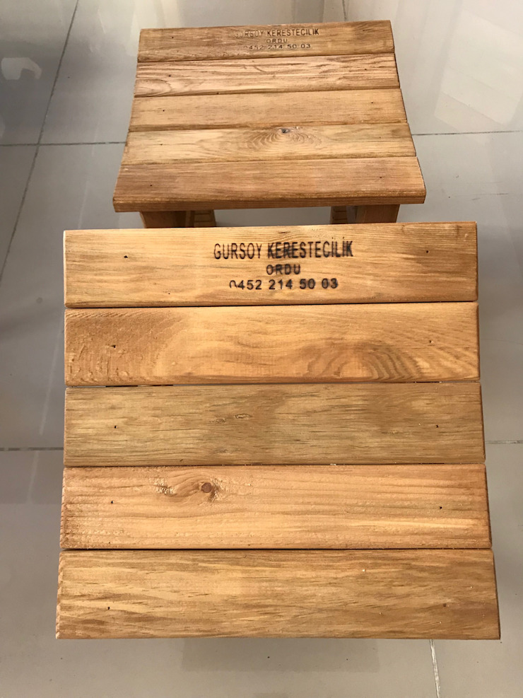 de Gürsoy Kerestecilik Rural Madera Acabado en madera