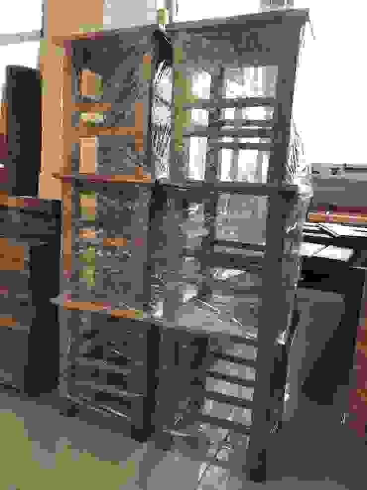 von Gürsoy Kerestecilik Landhaus Holz Holznachbildung