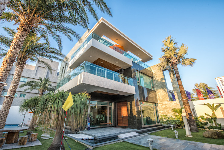 大隆建設/海灣Villa CEO會館2-碧海達觀 SING萬寶隆空間設計 度假別墅